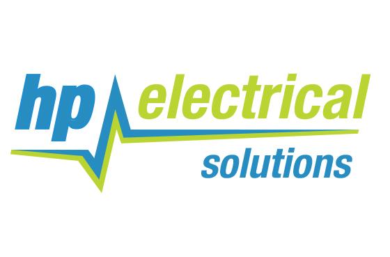 HP Electrical Solutions Logo - Mark Goddard – Graphic Web Designer